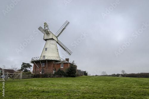 Willesborough Windmill, Ashford, Kent, UK Poster