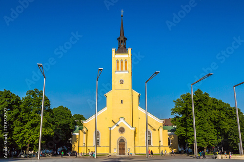 St. John Church in Tallinn Photo by Sergii Figurnyi