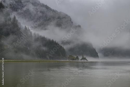 Moody Landscape, Fords Terror, Alaska - 129732528