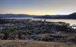 Kelowna at Sunset