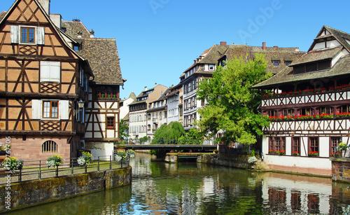Petite France a Strasbourg