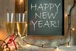 Detaily fotografie Happy new year celebration