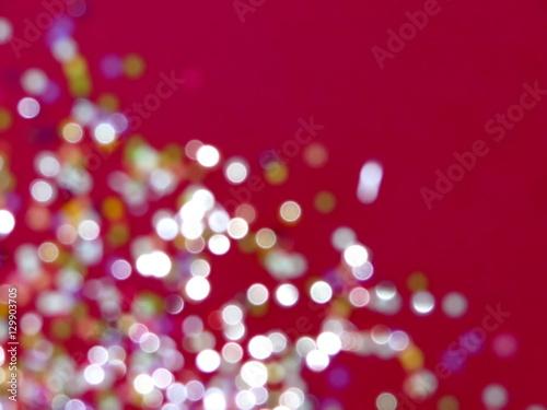 Papiers peints Bordeaux красивые разноцветные блики на красном фоне