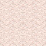 Fototapety Seamless Art Deco sea shell texture pattern background