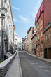City Street in Quebec City