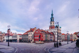 Poznan. Old town