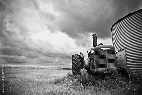 Plakát Tractor