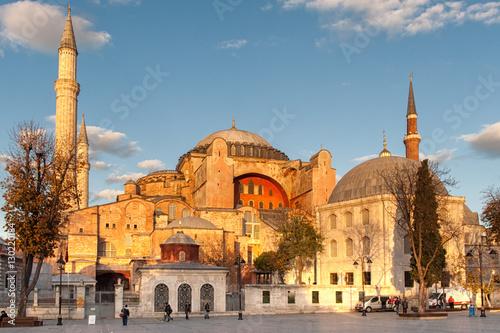 Hagia Sophia in Istanbul, Turkey Poster