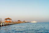 Seascape near Safaga, Egypt. Splittoned image. - 130237193