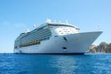 Luksusowy statek wycieczkowy w Meksyku