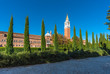 Quadro Venice (Italy) - The city on the sea. A view of Saint George church