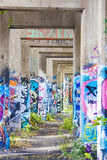 Hall Of Graffiti Pier