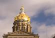 Des Moines Iowa Capital Building Government Dome Architecture