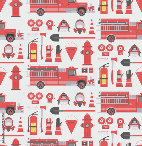 Wzór strażak