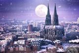 Köln im Schnee - 130405910
