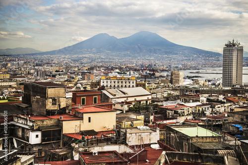 Fotobehang Napels City of Naples
