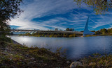 Sundial Bridge October