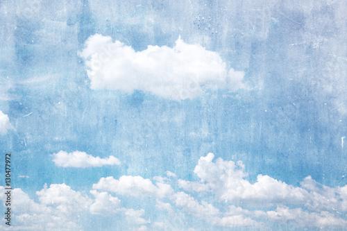 Fototapeta grunge sky
