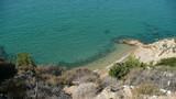 Krajobraz - lazurowe wybrzeże (Wyspa Thassos)