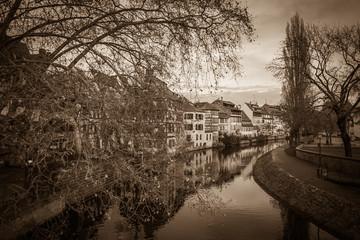 Paesaggio urbano di Strasburgo