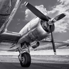 propeller of an aircraft
