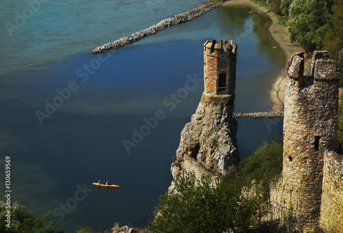 Poster Devin castle ruins