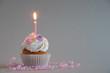 Leinwanddruck Bild - Geburtstagskuchen