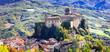 """""""Castello di Bardi"""" - impressive medieval fortress in Emilia -Romagna, Italy"""