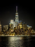Lower Manhattan in New York City - 130769924
