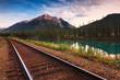 Trans Canadian Railway
