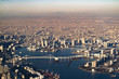 Aerial photograph from over Tokyo Japan, 2016/12/17