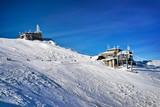 Winter Tatra mountain. Kasprowy Wierch