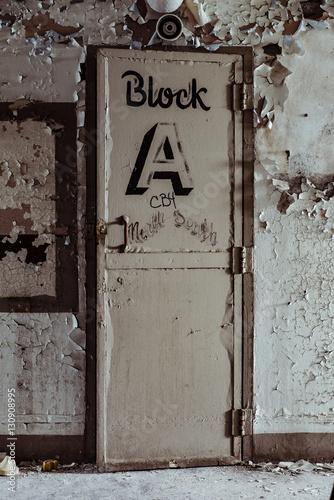 Poster Detroit House of Correction - Detroit, Michigan