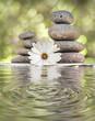 Quadro concepto de relax y bienestar