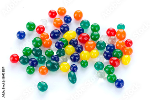 Poster Hydrogel balls