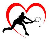 Fototapety Tennis - 230