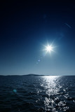 Dramatic sea voyage