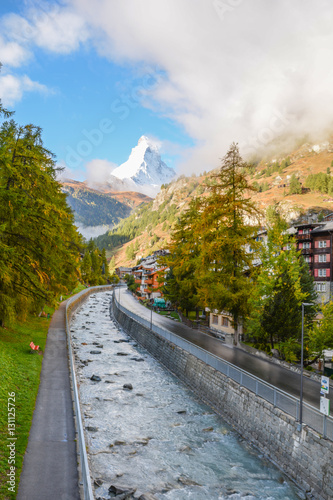 Poster  Matterhorn, Zermatt, Switzerland