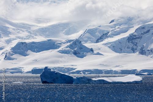 Foto op Plexiglas Antarctica Antarktis