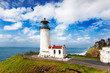 Long Beach Peninsula's North Head Lighthouse, Cape Disappointment, Washington
