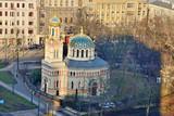 Cerkiew prawosławna w Łodzi