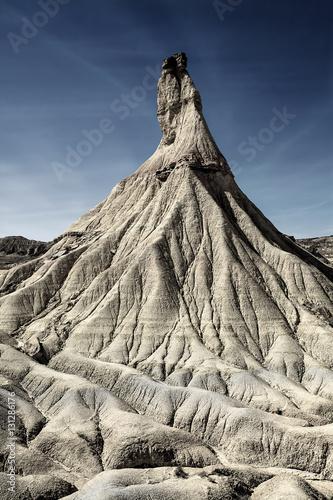 desertscape / Wüstenlandschaft Poster