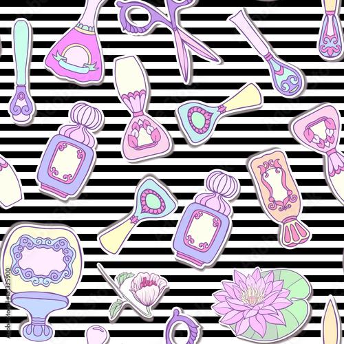 Materiał do szycia Zestaw Manicure: nożyczki, pilnik do paznokci, polski paznokci, ciecz, szybkim łącz