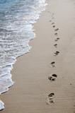 Spuren im Sand - 131334736