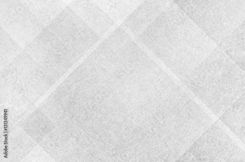 white background paper with gray textured abstract pattern of geometric angles and lines in diamond block shapes