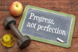 Progress, not perfection - 131400752