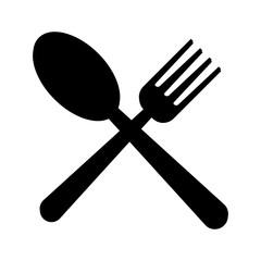 Restaurant cutlery utensil icon vector illustration graphic design