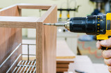 Assembling of furniture power tools - 131460731