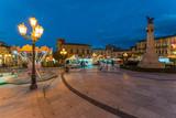 Fototapety Vasto (Italy) - A sea town on the hill, Abruzzo region