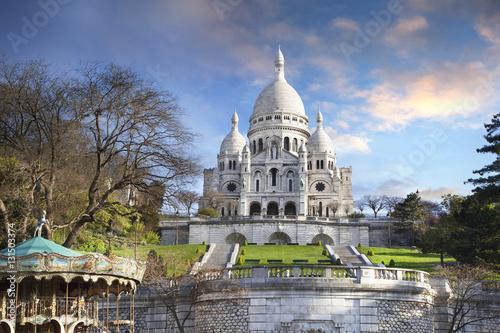 Poster Basilique du Sacré-Cœur de Montmartre